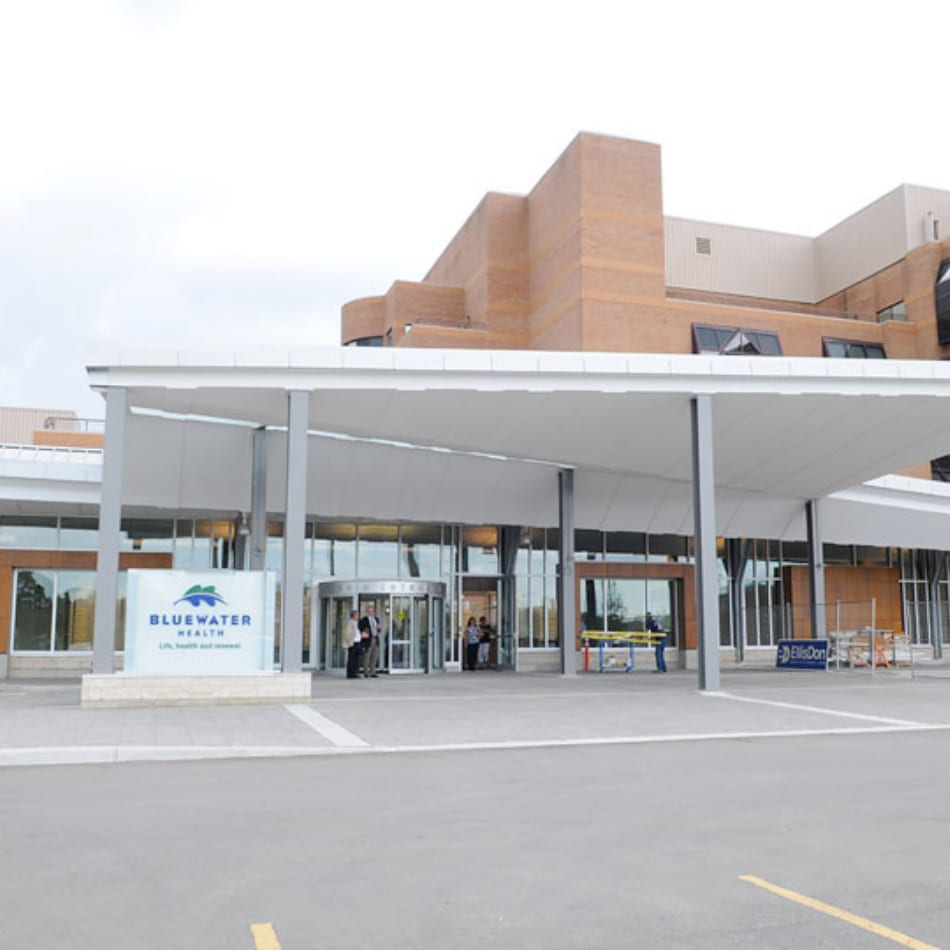 Hospitals in Point Edward